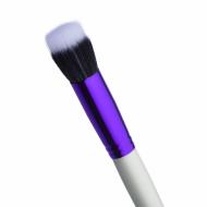 Кисть дуофибра для тона и кремовых текстур Manly Pro мини-дуофибра К12