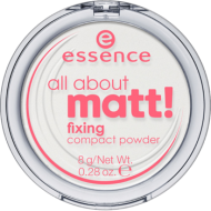 Пудра компактная All about matt! fixing compact powder Essence: фото