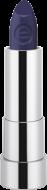 Губная помада Essence Matt matt matt vibrant shock lipstick 09 темно-сливовый: фото