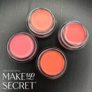 Кремовые румяна Make up Secret (Cream Blush) CB01 Холодный розовый: фото