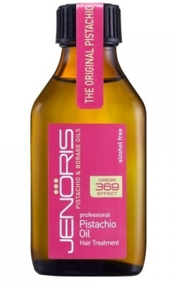 Масло для восстановления волос Jenoris The Original Pistachio Oil Hair Treatment 50 мл: фото