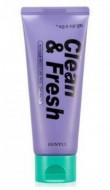 Маска-пленка увлажняющая EUNYUL Clean & fresh intense moisture peel off pack 120 мл: фото