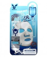 Маска тканевая с гиалуроновой кислотой ELIZAVECCA Aqua Deep Power Ringer Mask Pack: фото