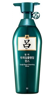 Кондиционер для жирных волос от перхоти RYO Scalp Deep Cleansing Rinse 400мл: фото