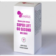Крем для лица WELSS Super lift 60 second 30 мл: фото