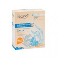 Альгинатная моделирующая маска для подтягивания шеи и декольте с Морскими водорослями и Миоксинолом TEANA 30г*5: фото