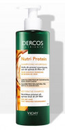 Восстанавливающий шампунь VICHY DERCOS NUTRIENTS Nutri Protein 250мл: фото