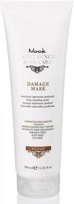 Маска для глубокого восстановления нормальных или толстых поврежденных волос NOOK DHC Repair Damage Mask Ph4,7 300 мл: фото