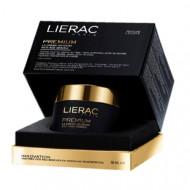 Крем бархатистый Облегченная текстура Lierac Premium 50 мл: фото