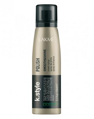 Спрей-сияние для волос LAKMÉ POLISH 150 мл: фото