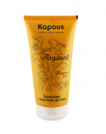 Бальзам для волос с маслом арганы Kapous Fragrance free Arganoil 200мл