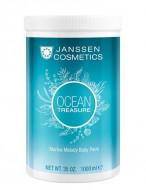 Кремовое обертывание Моделирующее Janssen Cosmetics Ocean treasure Marine Melody Body Pack 1000 мл: фото