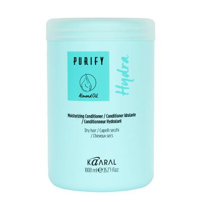 Кондиционер увлажняющий для сухих волос Kaaral Purify-Hydra Conditioner 1000мл: фото
