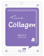 Маска тканевая с коллагеном Mijin CARE Collagen Mask 22гр: фото