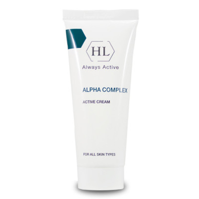 Крем активный Holy Land Alpha Complex Active Cream 70 мл: фото