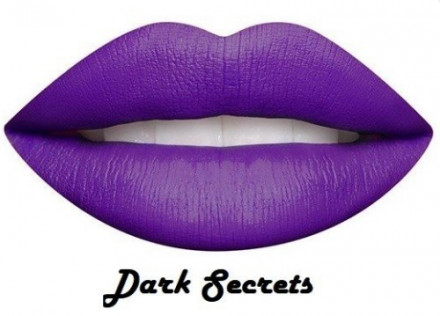 Помада для губ Dose of Colors Lipstick Dark Secrets: фото