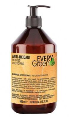 Шампунь Антиоксидант Dikson ANTI-OXIDANT SHAMPOO ANTIOSSIDANTE 500мл: фото