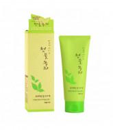 Маска-пленка для лица очищающая Welcos Green Tea Purifying Peel Off Pack 150гр: фото