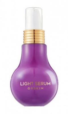 Сыворотка для лица легкая Berrisom ANTI-WRINKLE LIGHT SERUM collagen and pantenol 50мл: фото