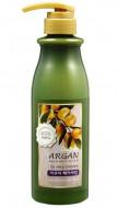 Сыворотка для волос с аргановым маслом Welcos Confume Argan Treatment Aqua Hair Serum 500мл: фото