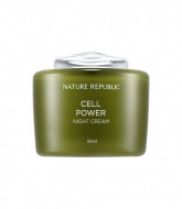 Крем для лица ночной NATURE REPUBLIC CELL POWER NIGHT CREAM 55мл: фото