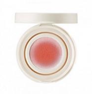 Кремовые румяна THE SAEM ECO SOUL Bounce Cream Blusher 01 Peach Dew 6г: фото