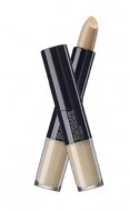 Консилер двойной THE SAEM Cover Perfection Ideal Concealer Duo 01 Clear Beige: фото