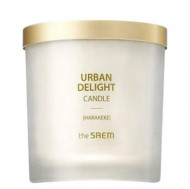 Аромасвеча THE SAEM URBAN DELIGHT CANDLE HARAKEKE 160г: фото