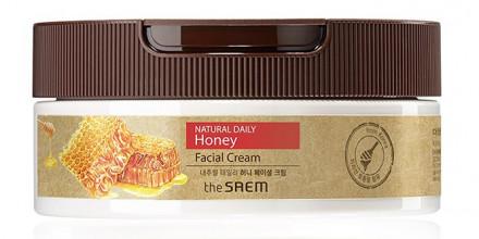 Крем для лица медовый CARE PLUS Honey Facial Cream 200мл: фото