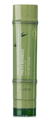 Гель для тела с экстрактом бамбука THE SAEM Fresh Bamboo Soothing Gel 99% 260 мл: фото