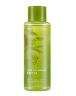 Спрей-масло для тела NATURE REPUBLIC LOVE ME BUBBLE BODY OIL-OLIVE 155мл: фото