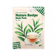 Маска тканевая чайное дерево SECRET KEY Nature Recipe Mask Pack_Tea Tree 20гр: фото