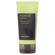 Пенка освежающая для умывания и бритья с фитонцидным комплексом Innisfree Forest For Men Fresh Cleansing Foam 150мл: фото