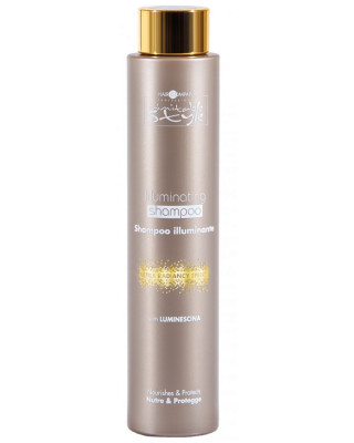 Шампунь, придающий блеск Hair Company INIMITABLE STYLE Illuminating Shampoo 250мл: фото