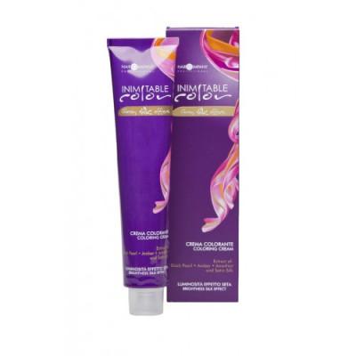Крем-краска Hair Company INIMITABLE COLOR Coloring Cream Темно-русый медный 6.4 100ml: фото