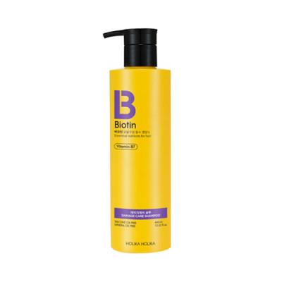 Шампунь для поврежденных волос Holika Holika Biotin 400мл: фото