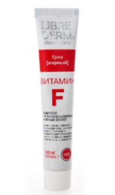 Крем для тела жирный LIBREDERM Витамин F 50 мл: фото