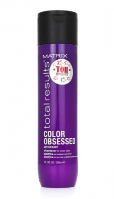 Шампунь с антиоксидантами Matrix Total results Color Obsessed antioxidants 300мл: фото