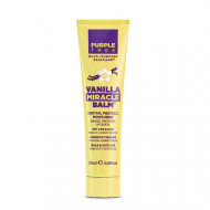 Бальзам для губ и кожи Purple Tree MIRACLE Ваниль 25 мл: фото