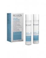 Средство для коррекции уровня красителя Revlon Professional RVL Color Remover 50мл*2: фото