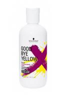 Шампунь Нейтрализующий Schwarzkopf Professional Goodbye Yellow 300 мл: фото