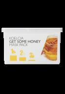Тканевая маска с экстрактом меда KOELCIA GET SOME HONEY MASK PACK 30 шт: фото