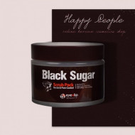 Скраб для лица Eyenlip BLACK SUGAR SCRUB PACK 100 мл: фото