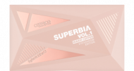 Палетка теней для век CATRICE Superbia Vol. 1 Warm Copper Eyeshadow Edition: фото