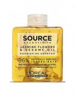 Шамунь для сухих волос L'Oréal Professionnel Source Essentielle Nourishing Shampoo 300мл: фото
