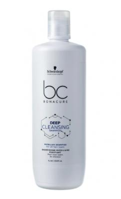 Шампунь Глубокой Очистки Schwarzkopf Professional BC Bonacure Scalp Therapy 1000 мл: фото