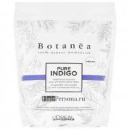Пудра растительная окрашивающая L'Oréal Professionnel Botanea Indigo 400 г: фото