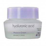 Увлажняющий крем для лица с гиалуроновой кислотой IT'S SKIN Hyaluronic Acid Moisture Cream: фото