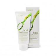 Увлажняющий крем для рук с муцином улитки 3W CLINIC Moisturizing Snail Hand Cream: фото