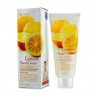 Увлажняющий крем для рук с экстрактом лимона 3W CLINIC Moisturizing Lemon Hand Cream: фото